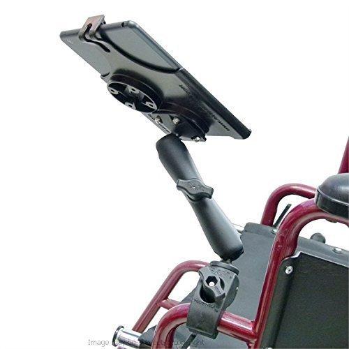 RAM Halterung für iPad Mini mit langem Arm Designer Krallen Rollstuhl Halterung (Ipad Mini Halterung Ram)