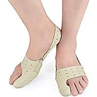 Big Toe Valgus Orthese Leder Korrektur Fußabdeckung Ultra-Dünnen Unisex Atmungsaktiv Tag Und Nacht Tragen,L preisvergleich bei billige-tabletten.eu