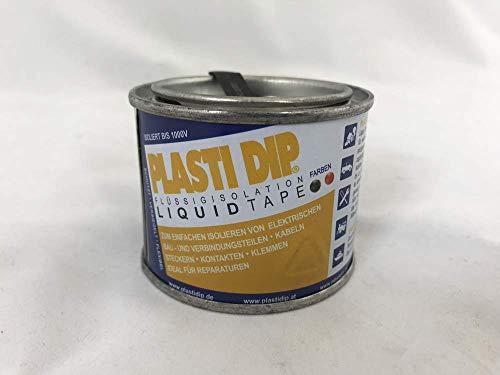 Plasti Dip 61001153Klebeband, Farbe: schwarz, 100g