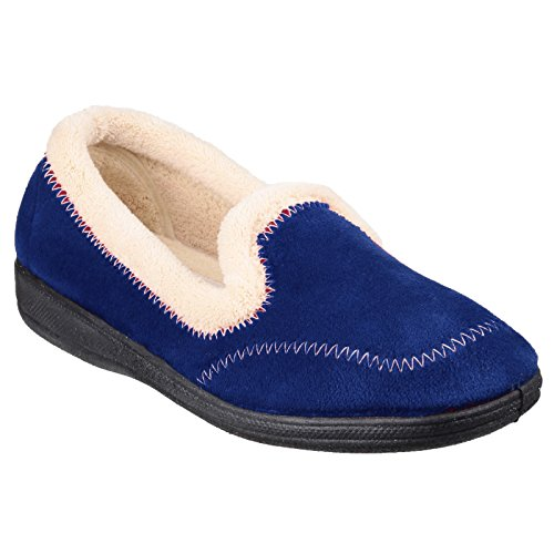 Mirak Classic Pantofole Navy Donna Maier wqXxqFAz