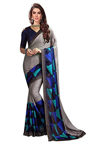 TRYme Fashion Women's Latest Designer Party Wear New Collection Chanderi Cotton Bollywood...