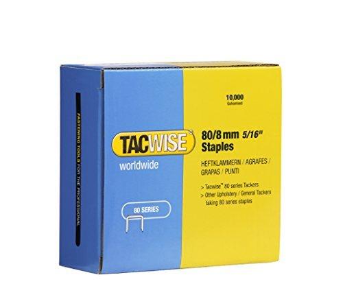 Tacwise 0382 Heftklammer (Heftklammern Für Polster)