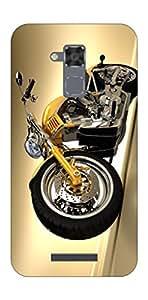 Go Hooked Designer ASUS Zenfone 3 Max Designer Back Cover | ASUS Zenfone 3 Max Printed Back Cover | Printed Soft Silicone Back Cover for ASUS Zenfone 3 Max