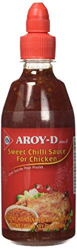 Aroy-D Salsa Dolce al Chili per Pollo - 550 gr
