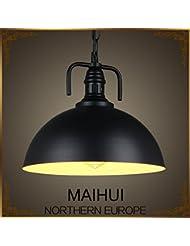 Collector l'Industrie européenne Politique, Lustre, un salon, une chambre, une cuisine, couloir... Lampe LED [Classe d'efficacité énergétique A + +] D300* H270(mm)