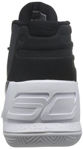 SCARPE Black BASKET ARMOUR UOMO 3 White UNDER White curry ua pnvAXq