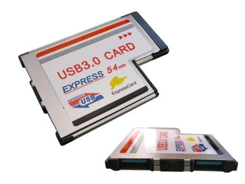 KALEA-INFORMATIQUE © - Carte Controleur EXPRESS CARD 54mm (EXPRESSCARD 54) vers USB...