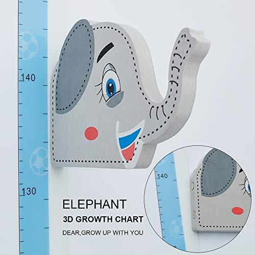 Wopeite Gráfico de crecimiento Elefante 3D