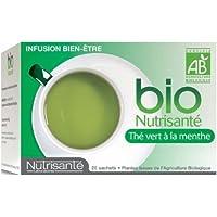 Organic Mint Herbal Tea box (Energia Tisane)