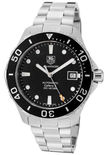 Tag Heuer tag-wan2110. BA0822–Uhr für Männer, Edelstahl-Armband Silber