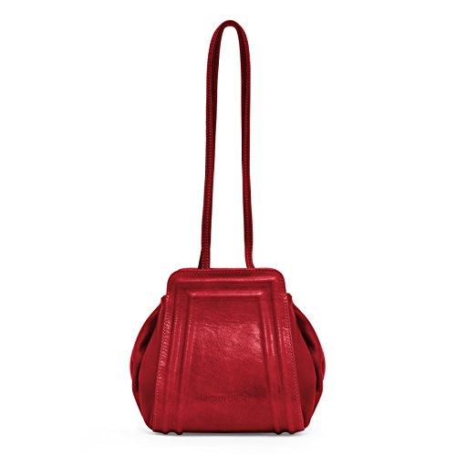 Gretchen , Sac pour femme à porter à l'épaule Rouge Royal Red