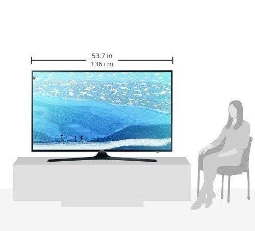 Samsung UE60KU6079 152 cm (60 Zoll) 4k Fernseher - 9