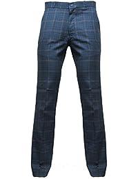 Relco - Pantalon -  Homme Bleu Bleu