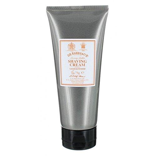 D.R. Harris - Sandalwood Shaving Cream - Crème à Raser 75 g