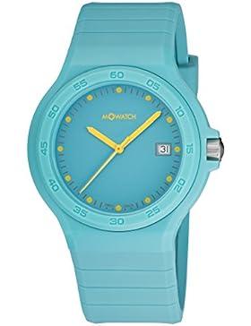 M-WATCH Unisex-Armbanduhr Maxi Colour Analog Quarz WYO.15245.RD