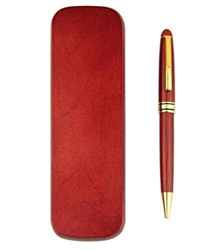 MTTLS Mahagoni Kugelschreiber atomaren Stift männliche und weibliche Business Office Studenten...