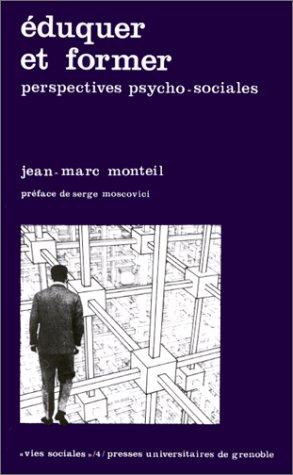 Éduquer et former : Perspectives psychosociales