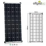 Offgridtec GmbH. Panneau solaire 100W 12V - CE TUV - photovoltaïque monocristallin