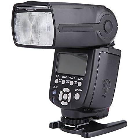 Yongnuo YN560 IV YN-560IV Speedlite Speedlight Flash con zapata para Canon Nikon Pentax Olympus Fujifilm Panasonic Digital
