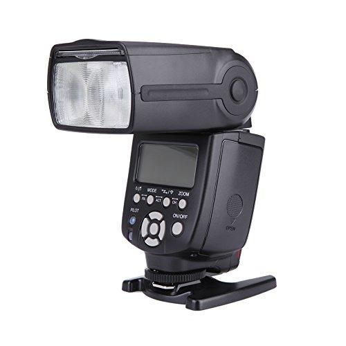 Yongnuo YN560IV YN-560IV Flash sans Fil Speedlite Master + Slave Flash + Système de déclencheur intégré pour Les appareils Photo numériques Canon Nikon Pentax Olympus Fujifilm Panasonic
