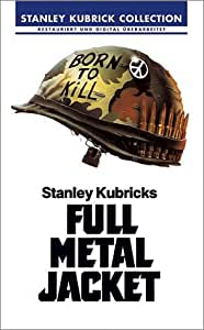 Full Metal Jacket [VHS]