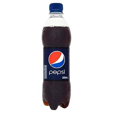Pepsi 500ml Paquete de 2