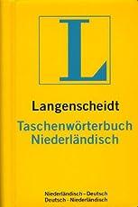 Langenscheidt Taschenwörterbuch Niederländisch: Niederländisch-Deutsch - Deutsch-Niederländisch