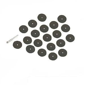 Silverline Cutting Wheel - Set of 36