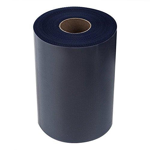 TILY 6 Pulgadas x 100 Yardas (300 pies) Bobina de Rollo de Tul Tutú Falda Tela Boda Regalo Arco Artesanía (azul marino)