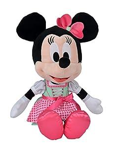 Simba- Disney Dirndl Minnie, Neu, 25cm Peluche (6315875755)