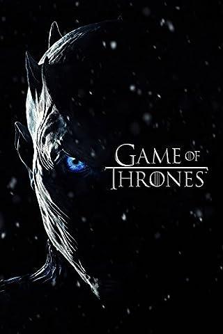 Game of Thrones Poster Staffel 7 Night King (61cm x 91,5cm)