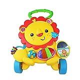 LVYE1 Multifunktionsspielzeug Babyspielzeug Kleiner Löwenwanderer Babywagen Walker Überschlag verhindern 0-12 Monate
