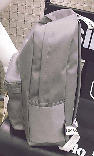 Keshi Leinwand Cool Damen accessories hohe Qualität Einfache Tasche Schultertasche Freizeitrucksack Tasche Rucksäcke Khaki