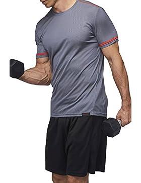 Camiseta de Entrenamiento para Hombres Ropa para Entrenamiento Deportivo de Sundried®
