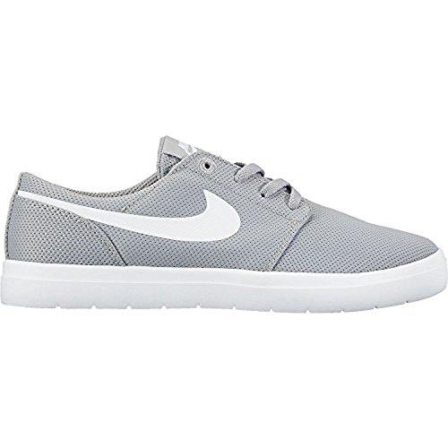 Nike Portmore Cesti Ii Garçon Lupo Bianco gs Ultraleggero Grigio qFaqw71