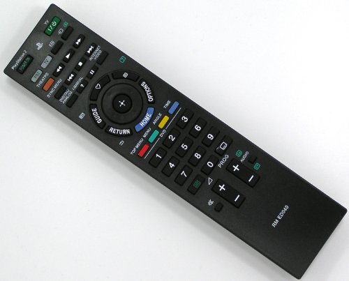 Ersatz Fernbedienung für SONY RM-ED040 Fernseher TV Remote Control / Neu (Sony Tv Remote Control)