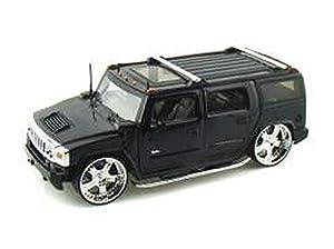 Jada Toys-Coche en Miniatura de colección, 90403bk, Negro