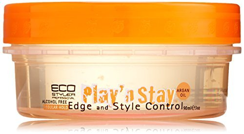 ECOCO Play'n Stay Gel with Seaweed, 3 Ounce
