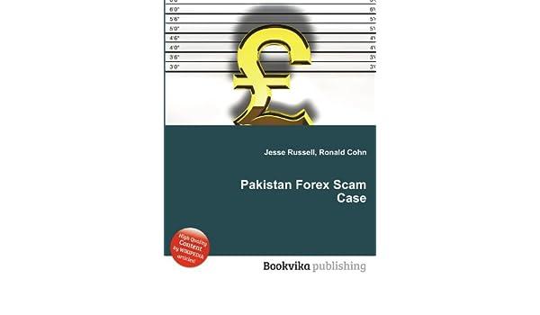 pakistan forex scandal