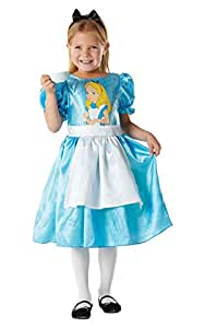 Rubie's Official Classic Alice in Wonderland, Children Costume - Small