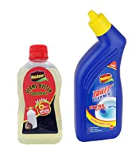 Runaway Toilet cleaner 500ml with Germs Buster 200ml combo