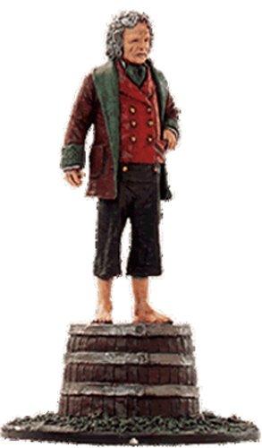 Lord of the Rings Señor de los Anillos Figurine Collection Nº 48 Bilbo 1