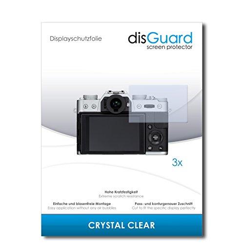 disGuard protezione di schermo per Fujifilm X-T10/XT-10/XT10–QUALITÀ superiore–Made in Germany