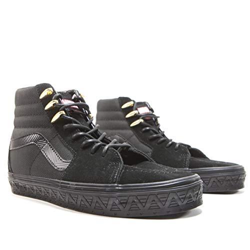 Vans Marvel Black Panther SK8-Hi Sneaker schwarz EU36