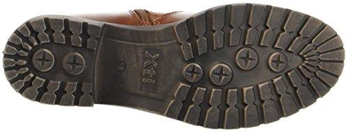 XTI Damen 047429 Chelsea Boots Beige (Camel)