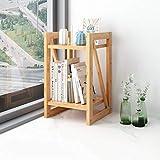 HLJ Einfache Desktop-Bücherregal Kreative Racks Personalisierte Mode Schreibtisch Kleines Bücherregal Moderne Lagerregal