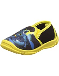 Batman Boy's Black And Yellow Indian Shoes