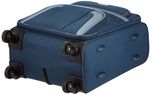 Travelite Orlando 4 W Trolley S, 98547-20 Koffer, 54 cm, 35 Liter, Marine - 4
