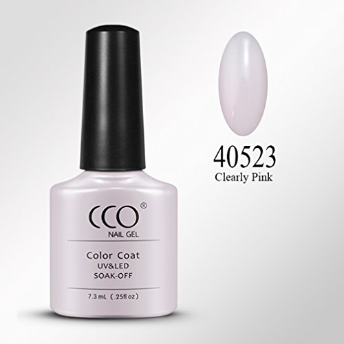 cco-soak-off-uv-led-color-gel-polish-nail-art-manicure-73ml-clearly-pink-40523