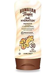 Hawaiian Tropic Silk Hydration Sonnenschutzlotion LSF 30, 180 ml